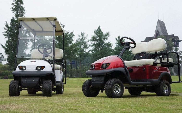四座豪华型老年代步车ax d2 h s 13高清图片