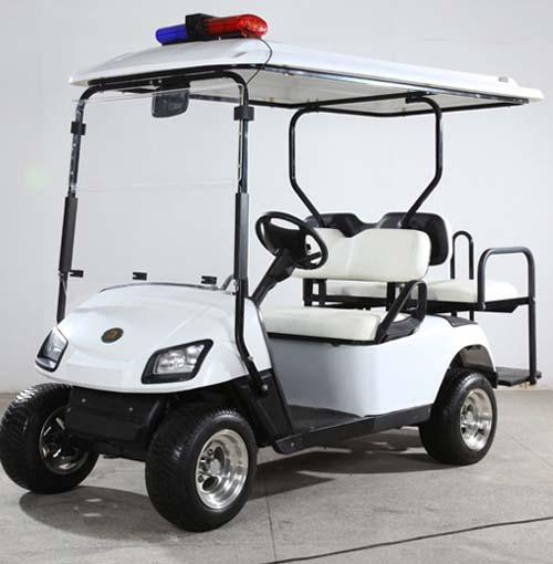 【小区 工厂】四轮巡逻电动代步车