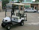 广州新好景酒店为啥一见钟情小小款型巡逻电动车